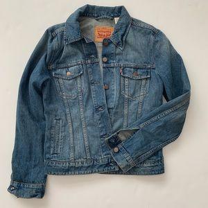 LEVI'S - original denim trucker jacket